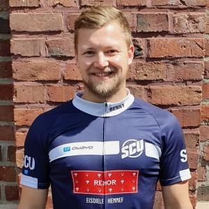 SC Uckerath Radsport Mitglied Benedikt Müller