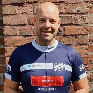 SC Uckerath Radsport Mitglied Benjamin Tappert