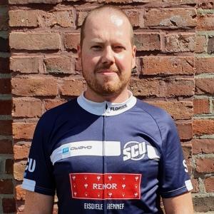 SC Uckerath Radsport Mitglied Florian Löring