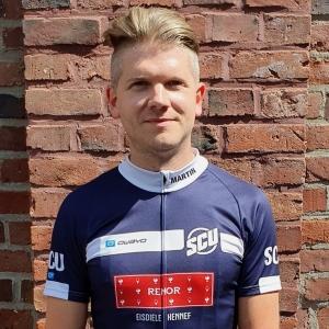 SC Uckerath Radsport Mitglied Martin Reuter