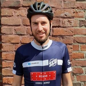 SC Uckerath Radsport Mitglied Patrick Siebigteroth