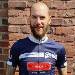 SC Uckerath Radsport Mitglied Robin Bösel